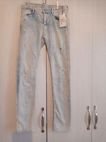 Новое джинса размер М