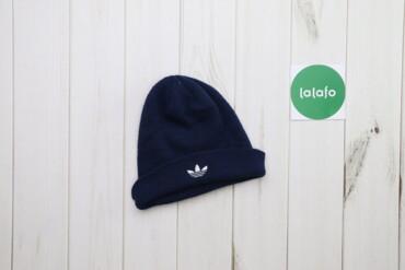 Підліткова шапка Adidas, вік 8-12 р.    Довжина: 26 см Напівобхват гол