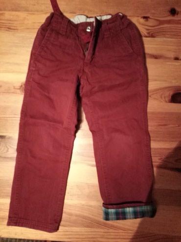 Dečije Farmerke i Pantalone | Zrenjanin: Termo GapKids pantalone. Broj 6, unutrasnja duzina nogavice 47 cm