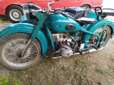 Продаю мотоцикл Урал М-62. 1965 год. Раритет. Коллекционный. Весь в