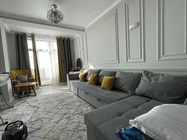 букалар фото в Кыргызстан: Сдается квартира: 1 комната, 46 кв. м, Бишкек