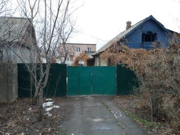 Пол.дома 2 ком, уч. 4 сот. первая линия по в Бишкек