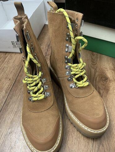 5535 объявлений: Ботинки на осень, носились 1 раз. размер 36
