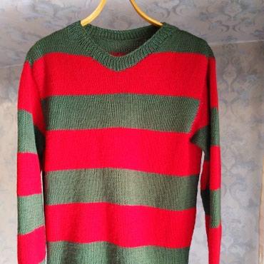 вязаные свитера для мужчин с описанием в Кыргызстан: Мужские свитера
