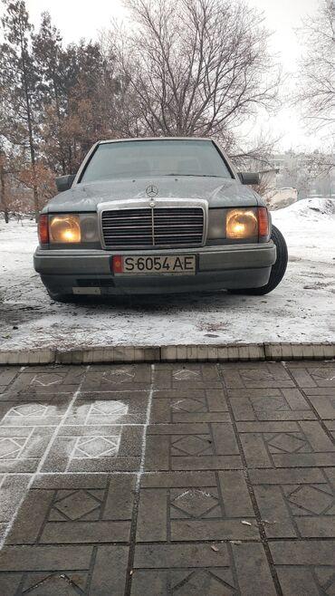 Mercedes-Benz W124 2 л. 1992 | 348880 км
