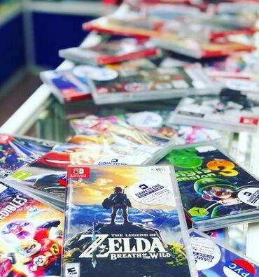 Nintendo Switch - Кыргызстан: The Legend of Zelda: Breath of the Wild для Nintendo Switch на русском