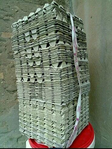 Kartonska ambalaza za jaja u jednoj stane 30 kom.jaja ima 76 kom