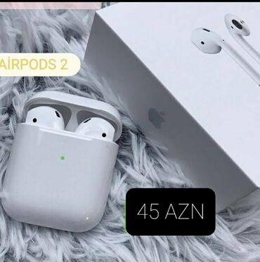 провод для наушников в Азербайджан: Airpods 45 Azn keyfiyətli və sərfəli qiymətə