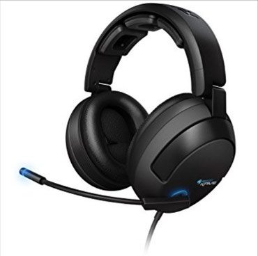 Roccat Kave Solid Real 5.1 Surround Sound Gaming Headset - Belgrade