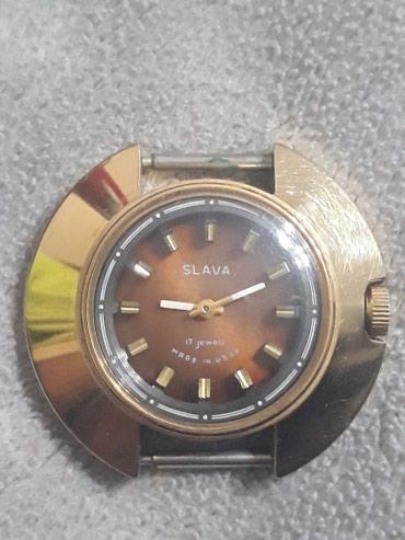 SLAVA 17 rubina...ispravan sat u extra stanju,kao nov. - Smederevska Palanka