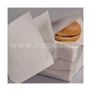 Уголок для гамбургеров 170x155мм бумага в Бишкек