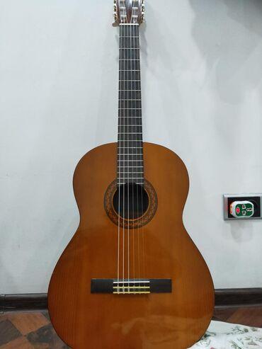 Продаю гитару от компания YAMAHA C 40 Договорная цена! звоните