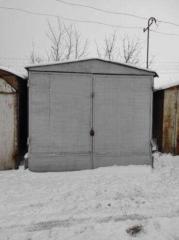 Гаражи - Кыргызстан: Продаю гараж с местом в кооперативе Ала Арча. По Малдыбаева перед Маги