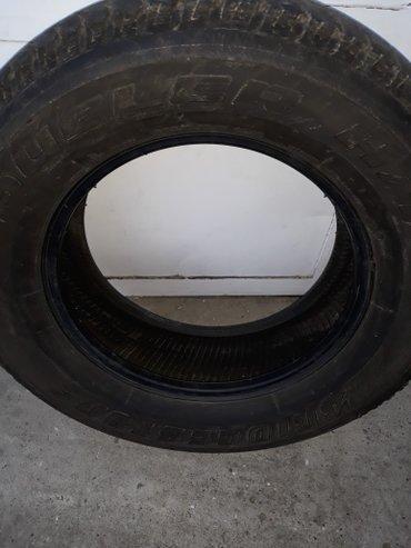 Letnje gume 4 kom ostale za prodaju od auta tel 063518897 cena za 1 - Novi Sad