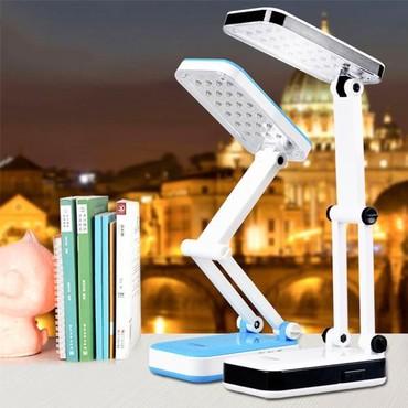 Zaryadka ilə işləyən stolüstü lampalar, ünvan 28May digər ünvanlara po