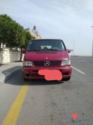 Mercedes-Benz Vito 2.2 l. 2000 | 296000 km