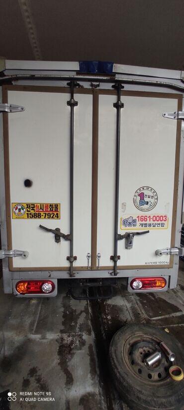 Грузовой и с/х транспорт - Кыргызстан: Пробег 25000км оригинал