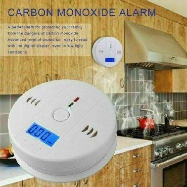Kućni aparati | Arandjelovac: 1500din- Senzor/detektor ugljen monoksida,- Pomaže u brzom otkrivanju