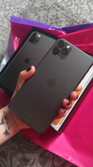Купить тонометр в бишкеке - Кыргызстан: Новый IPhone 11 Pro Max 64 ГБ Черный
