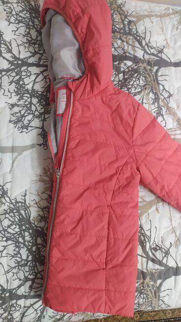 Продаю куртку. Весна-осень. Возраст:9-11 лет. Б/у. Цена:500 сом