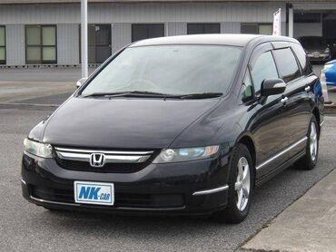 наклейки на авто надписи на заказ in Кыргызстан   АВТОЗАПЧАСТИ: Honda Odyssey 2.4 л. 2006   77000 км