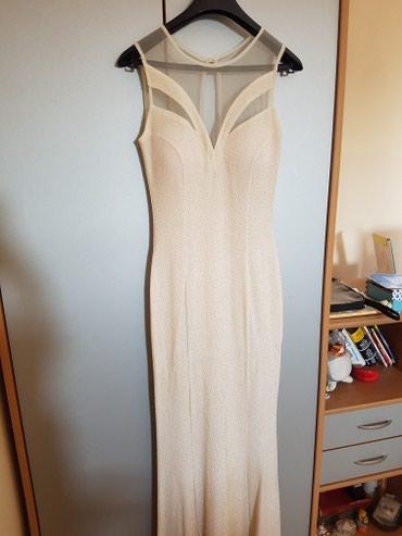 Svecana duga haljina nosena jednom - Leskovac