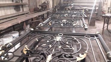 Лестницы металлические,,,сварочные работы в Бишкек