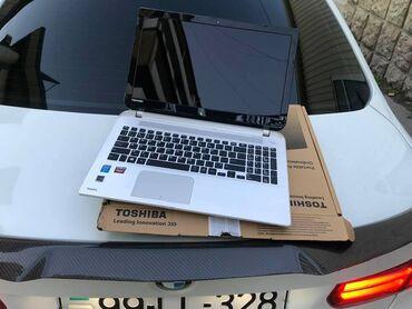 Toshiba komputerlerin qiymeti - Azərbaycan: Teze karopkada Toshiba Core i7 + 8 gb ram / 4 gb vga / 1 TB YADDAS