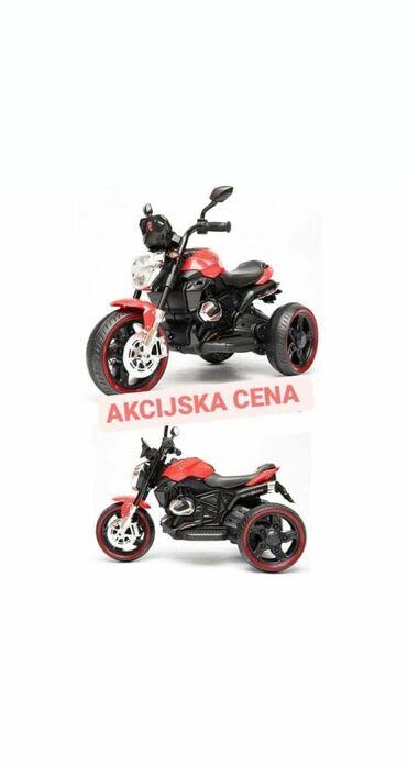 Na akumulator - Srbija: MOTOR NA AKUMULATORCENA 9700 DIN.2 POGONA PO 35W6