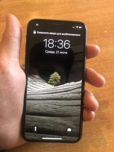 Электроника - Балыкчы: IPhone X | 256 ГБ | Черный Б/У