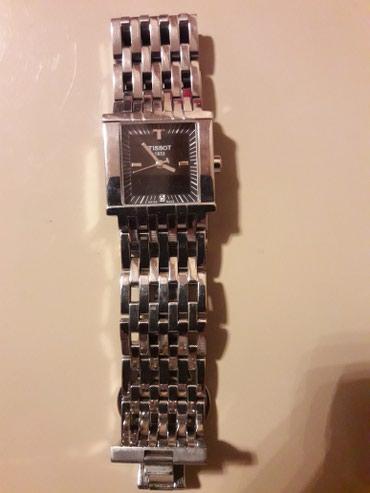 Bakı şəhərində Qadın Gümüşü Klassik Qol saatı Tissot