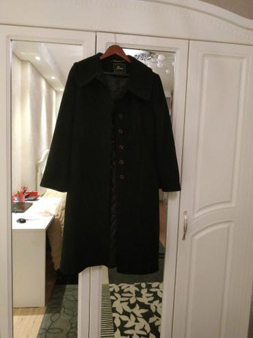 Женское пальто, кашемир, размер 48, состояние хорошее в Бишкек