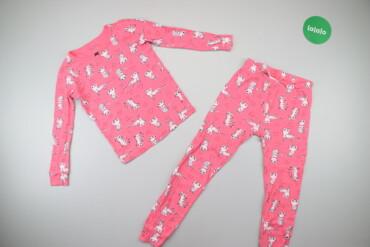 Дитяча піжама Carter`s, вік: 6 р   Кофта: Довжина: 40 см Ширина плеча
