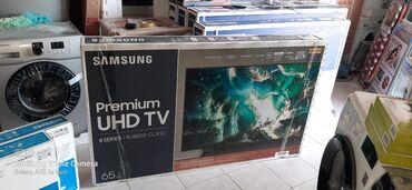 smart tv - Azərbaycan: Televizor. Televizor Samsung UE65RU8000UXRU✔ Kredit yoxdur✔ WhatsApp