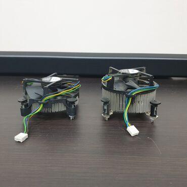 Кулера Intel lga775 4pin, с регулировкой оборотов, оригиналСостояние