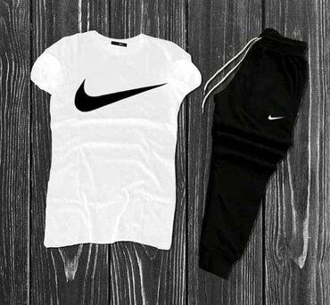 Nike trenerka - Srbija: Nike komplet za muskarce Cena: 1800 din M do 3XL
