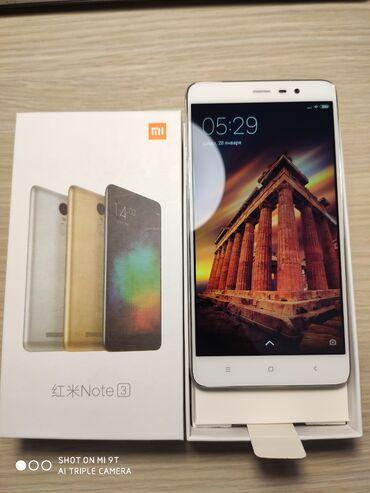 Новый Xiaomi Redmi Note 3 16 ГБ Серебристый