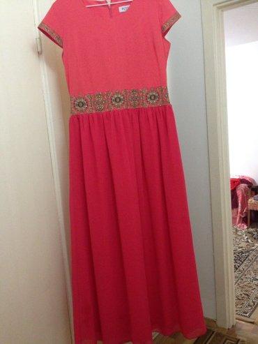 Продаю платье. Размер 48. Турция. Одевалось 1 раз. 1000сом в Бишкек