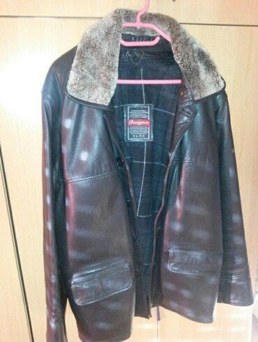 Muška odeća | Stara Pazova: Kozna jakna