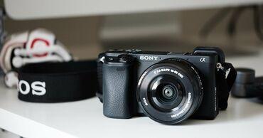 фотоаппарат nikon coolpix p50 в Кыргызстан: Sony alpha 6400 с китовым объективом 16-50 мм. В отличном состоянии. К