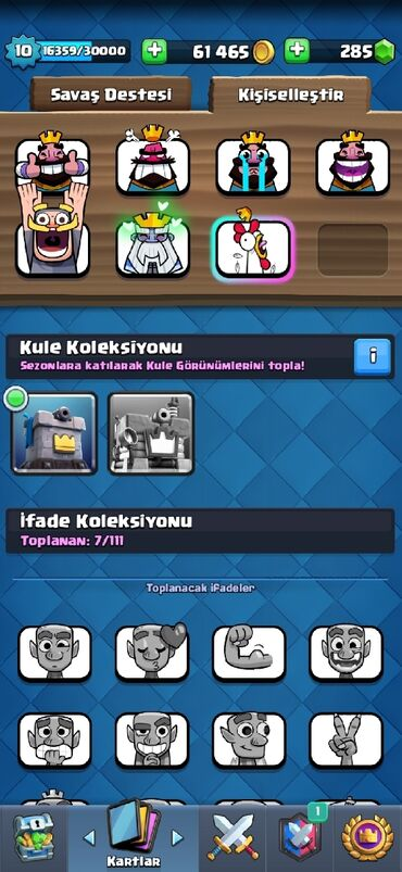 Clash royale 4.600 kupa
