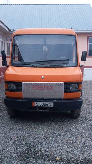 Mercedes-Benz 4 л. 1992 | 12345678 км