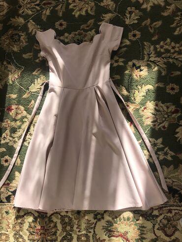вечернее платье из франции в Кыргызстан: Продаю очень красивое платье ! Французская длина! Состояние отличное!