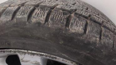автобазар ниссан в Кыргызстан: Зимние колеса 4штуки на жирной резине 17. 5*114.5 подходят на Ниссан