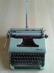 Prodajem olympia werke ag wilhelmshaven pisaću mašinu u vrlo dobrom - Gornji Milanovac