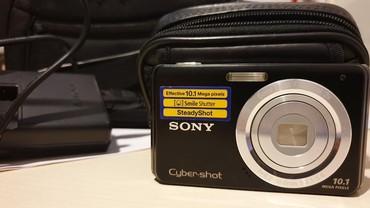 фотоаппарат 16 мегапикселей в Азербайджан: Фотоаппарат SONY ( почти не пользовались )