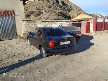 ланос в Кыргызстан: Daewoo Lanos 1.5 л. 2008