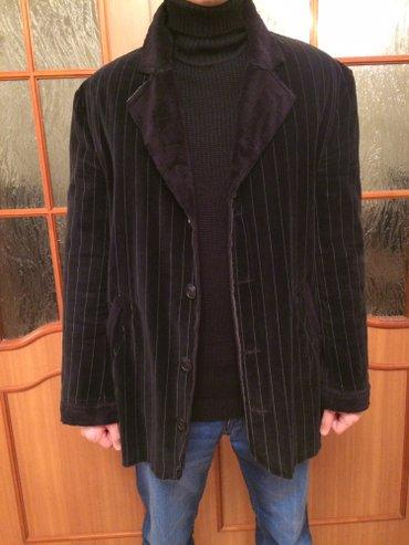 Лёгкое  пальто, ткань бархат размер 48 в Бишкек