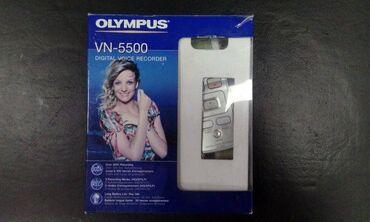 ipod touch 4g в Кыргызстан: Диктофоны Olympus VN5500, WS110, WS-210S, новые, хорошее качество
