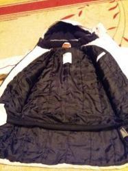 Zimska jakna za devojcice sa kapuljacom koja se skida. Uzrast 8-9 - Novi Sad